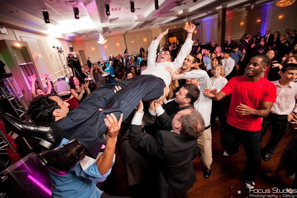 Bar mitzvah party