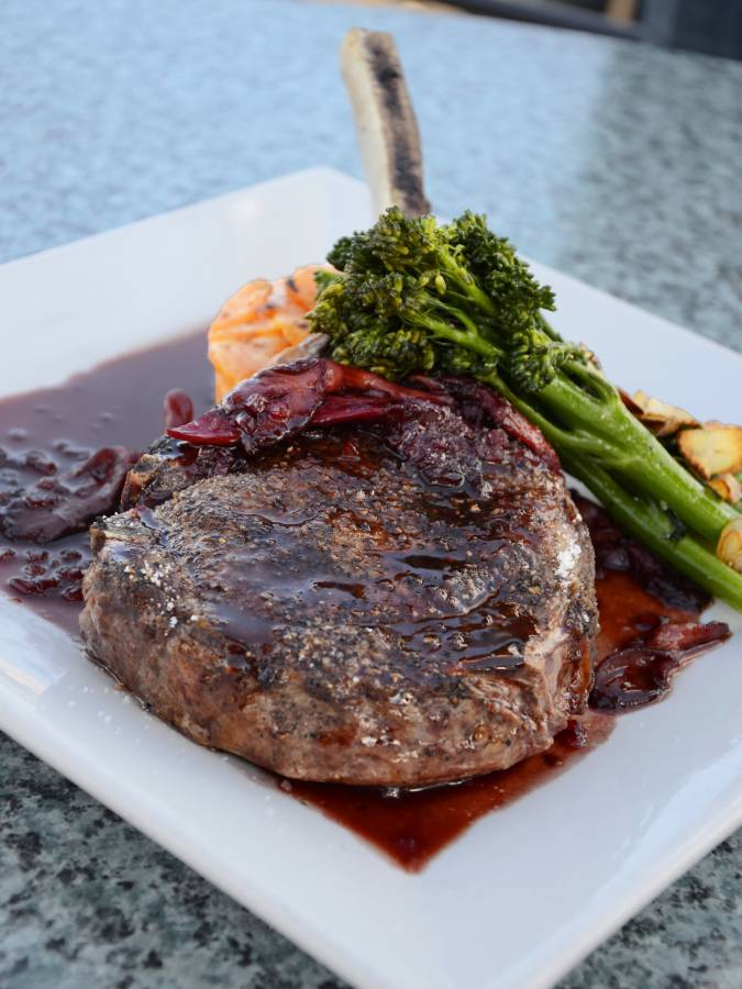 French Cut 16 oz Veal Chop