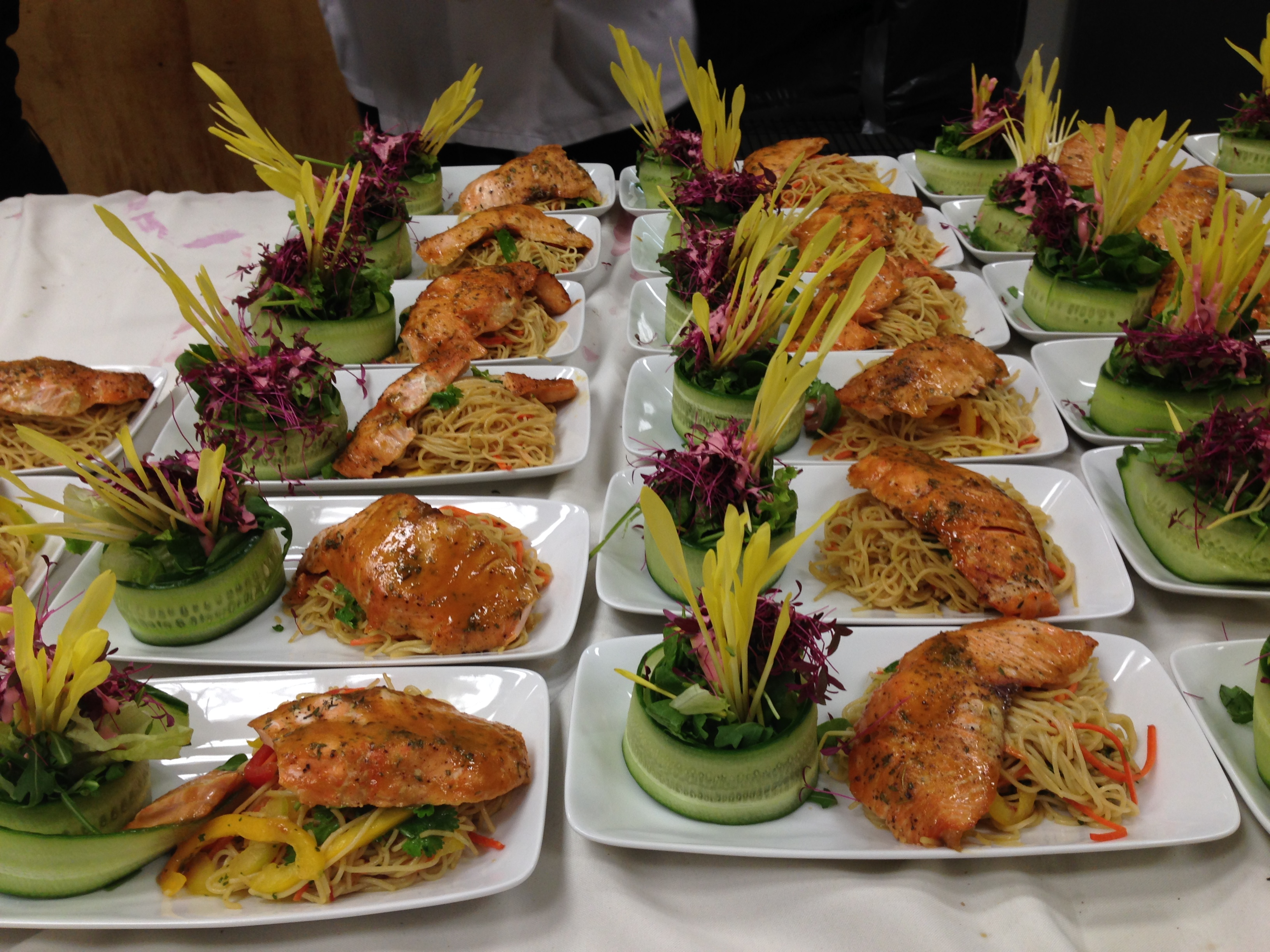 Kosher Catering Toronto Introduces New Food Stations