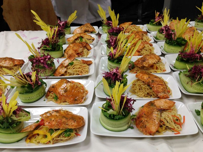Healthy Kosher Catering