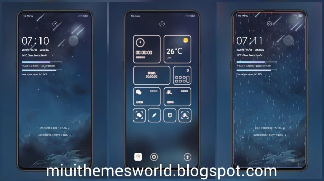 Whale Third Party MIUI Themes