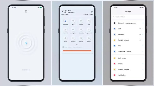 To draw Third Party MIUI Themes