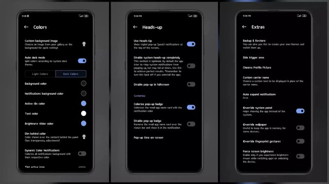 MI Control Center App For Any Android Devices