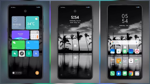 Os2020 v12 Simplest MIUI 12 Themes for MIUI 11 and MIUI 12
