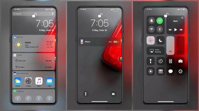 ios id MIUI Themes for MIUI 11 and MIUI 12