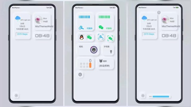 Mimic dynamic MIUI Theme for MIUI 12 | Dynamic Icons