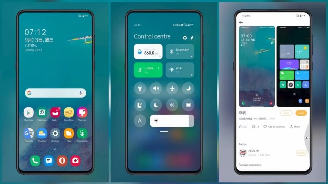 Non-sail-MIUI-12-Theme-for-Xiaomi-Devices-with-New-Charging-Animation