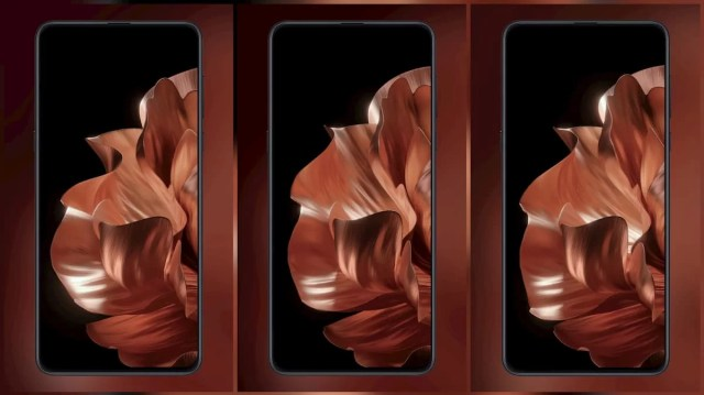 Dynamic-flower-gold-MIUI-Video-Wallpaper