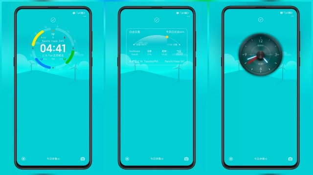 Blue-sky-MIUI-Theme-with-Changeable-Wallpaper-and-Huge-Customization