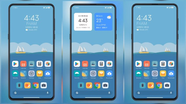 Set-sail-MIUI-Theme-with-Perfect-adaptation-to-high-frame-rate