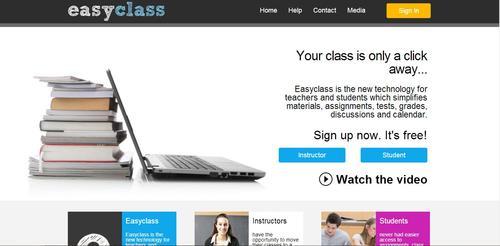 easyclass screenshot