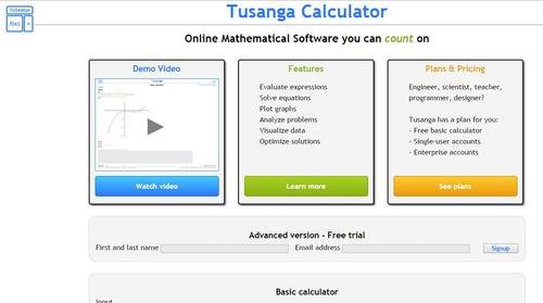 tusanga screenshot