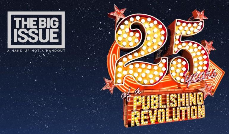 The Big Issue, 25 años mejorando las calles de Inglaterra
