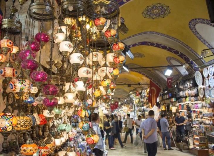 7 trucos para visitar el Gran Bazar de Estambul — Mi Viaje