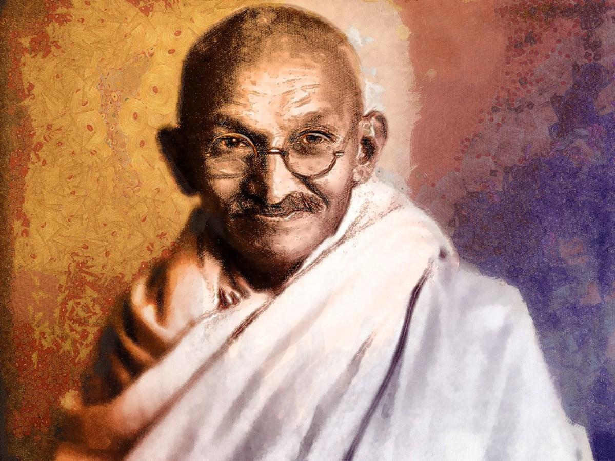 ¡QUE ESTE DÍA SEA EL MEJOR DE TU VIDA! - Mahatma Gandhi
