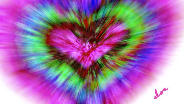 el Amor que nosotros manifestamos aún no es sabiduría absoluta, aún no es verdad absoluta, aún no es compasión absoluta.