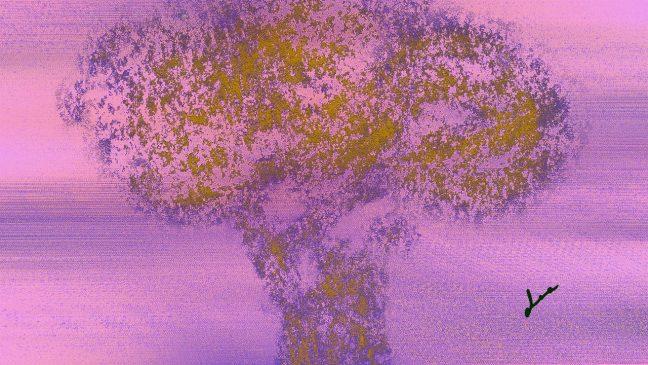«¡Oh árbol! Somos polvo de estrellas… Tú decidiste ser árbol y yo decidí ser humano.»
