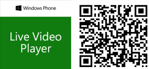 Live Video Player WP8