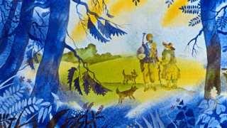 Лесной отец и лесная мать (1990)