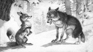 Лисичка-сестричка и серый волк (1956)
