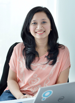 Tri Nuraini, Marketing Manager Quipper, Ltd.
