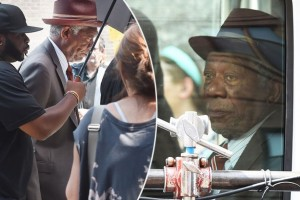 Morgan-Freeman-pictured-for-first-time-after-step-granddaughter-died-main