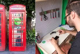 mobile repair shop
