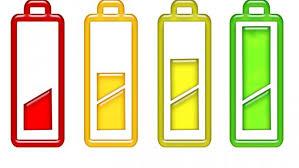 self-charging battery
