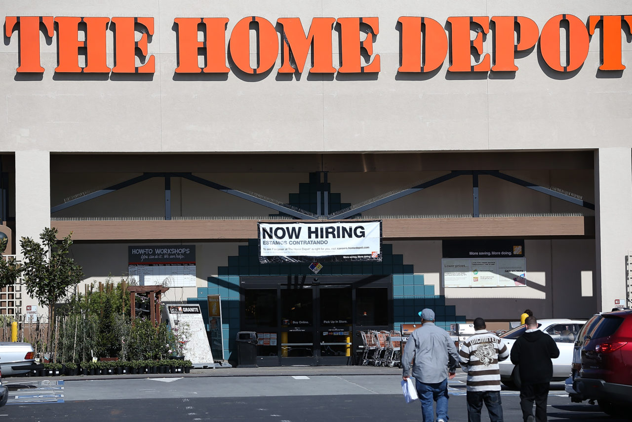 Home Depot Hiring This Week In Sacramento Area