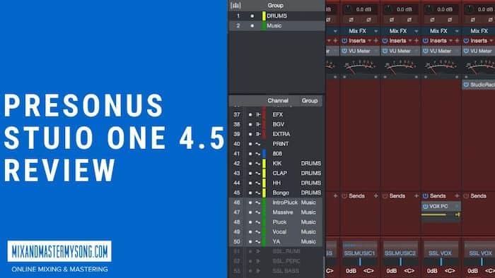 Studio One 4.5 Review
