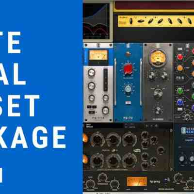 Slate Vocal Preset Package