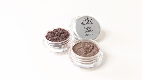 "Rich results on Google's SERP when searching for ""custom makeup"" loose mineral eyeshadow in brown tones 3 eyeshadows"