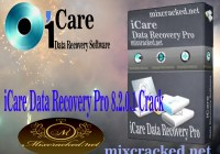iCare Data Recovery Pro 8.2.0.1 Crack Free Download Latest