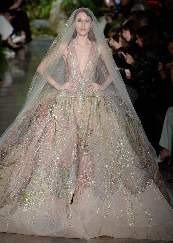 Vestido noiva Elie Saab 2015