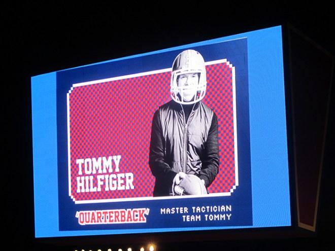 Desfile Tommy Hilfiger NY 2015 4