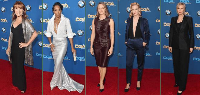 Piores looks DGA Awards 2015