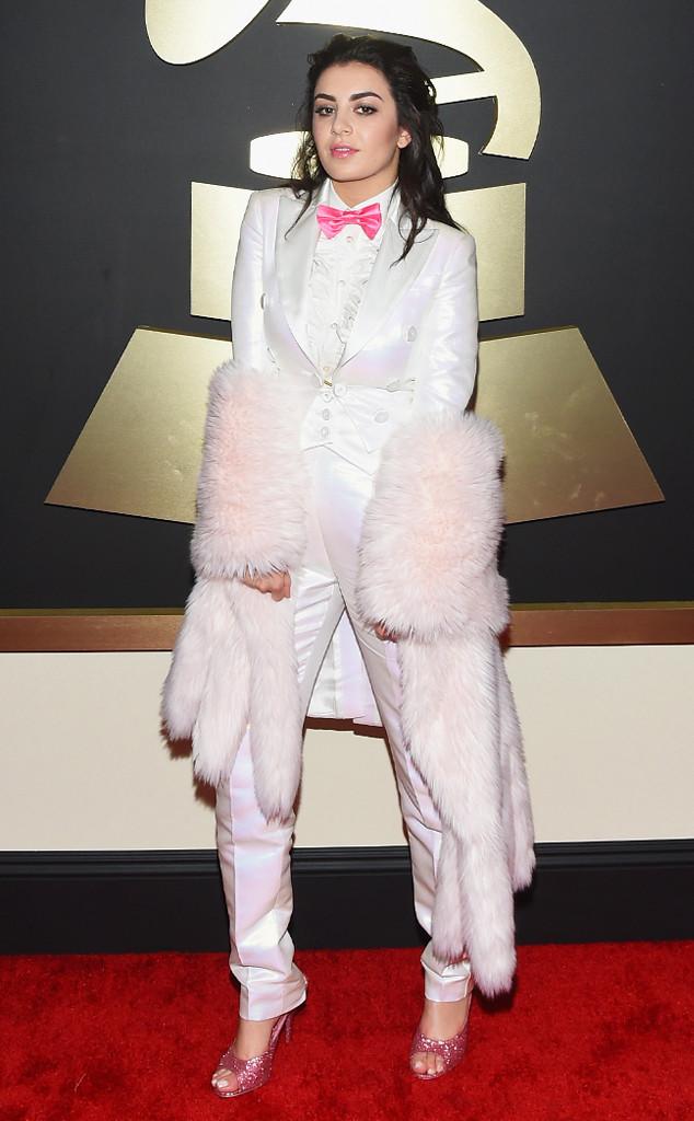 Charlie XCX Grammy Awards 2015