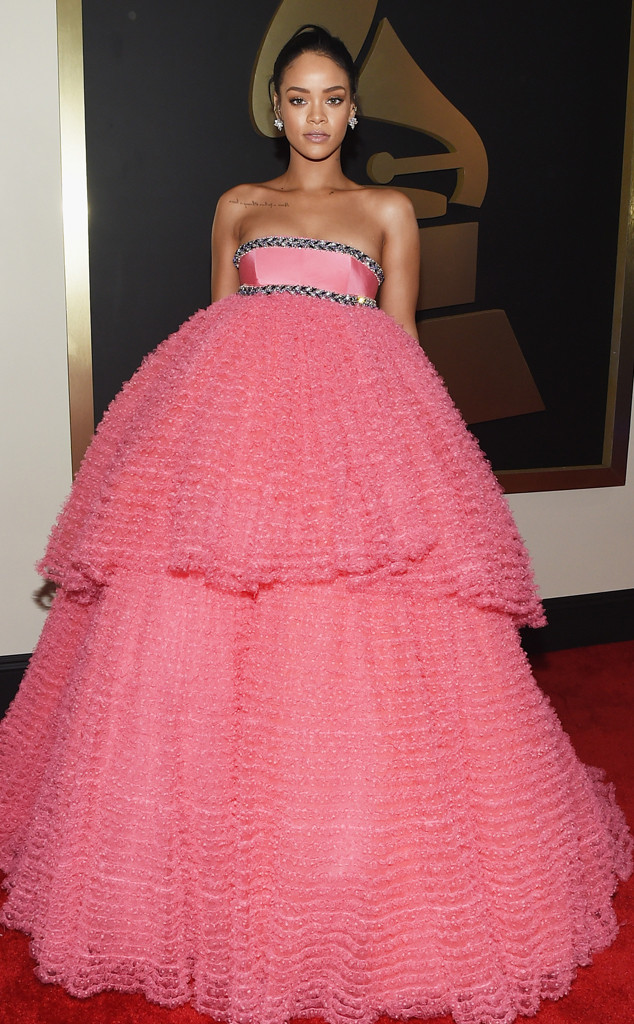 Rihanna Grammy Awards 2015
