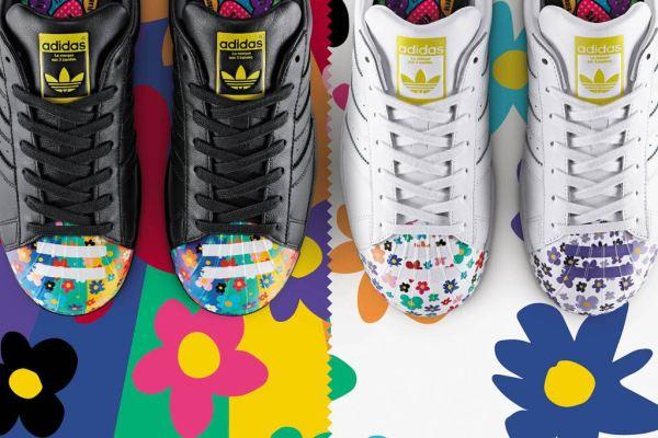 Parceria Adidas e Pharrell Williams tênis Supershell