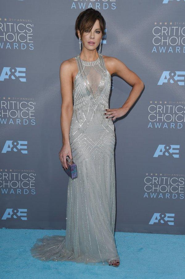 Cricit's Choice Awards 2016 Look Kate Beckinsale