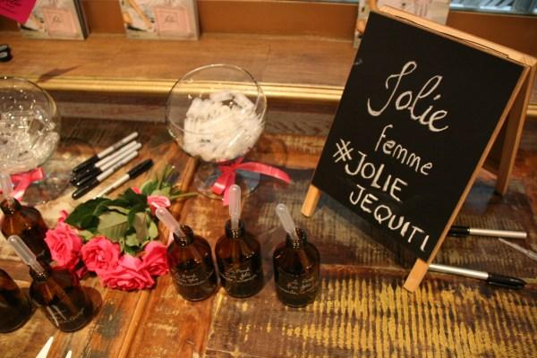 Perfume Jolie Femme Jequiti 5