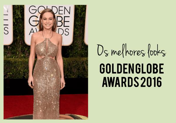 os melhores looks globo de ouro 2016 golden globe awards 2016