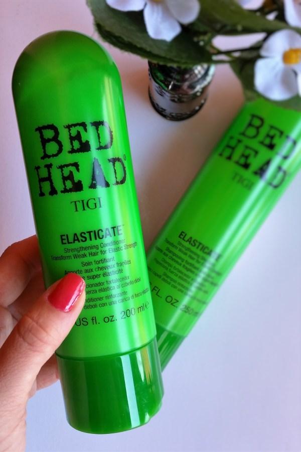 Elasticate Bed head resenha