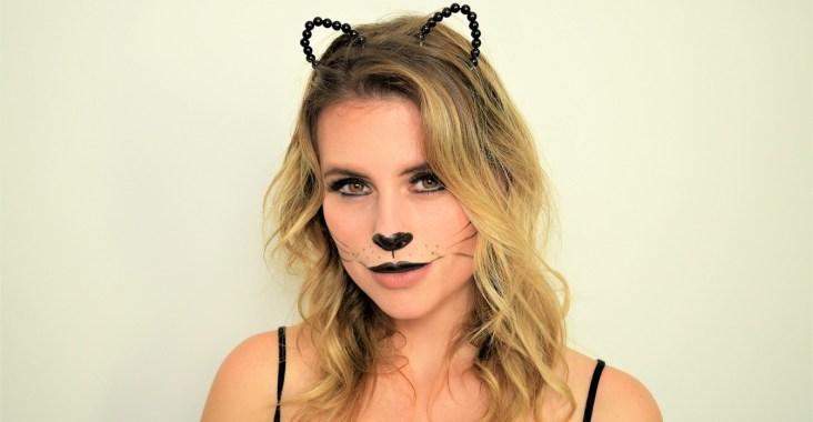 maquiagem de gatinha para o carnaval