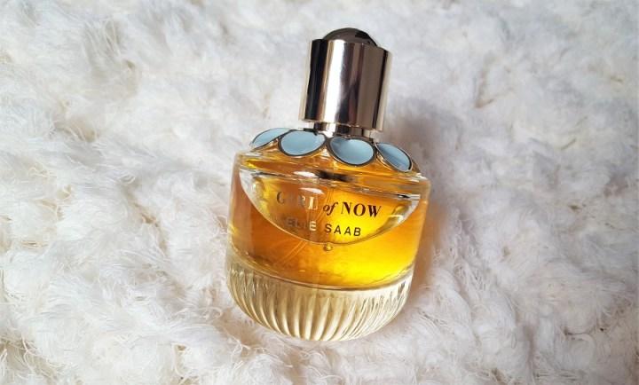 elie saab perfume girl of now