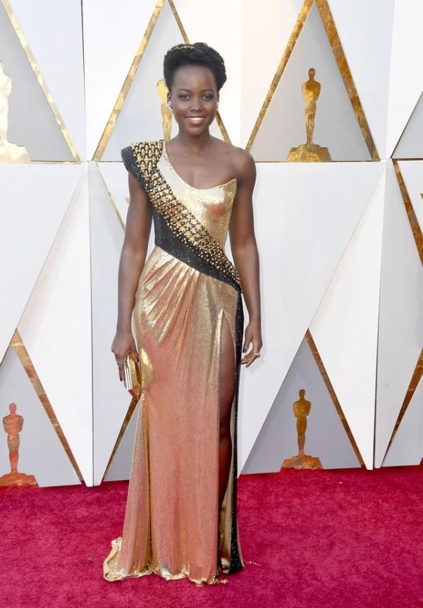 Os melhores looks do Oscar 2018 vestido lupita nyongo