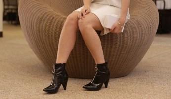 1 bota, 3 looks azaleia cupom de desconto Mel15