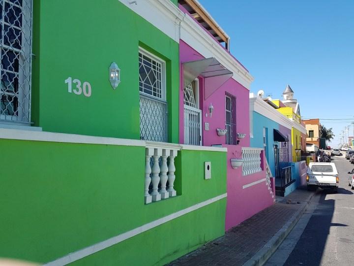 O que fazer na Cidade do Cabo na África do Sul Casas coloridas Boo-Kap (1)