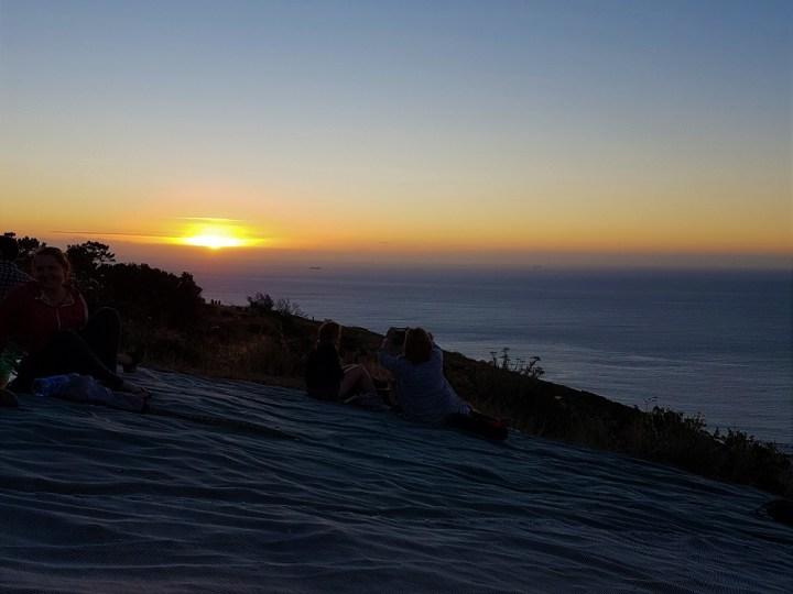 O que fazer na Cidade do Cabo na África do Sul Signal Hill