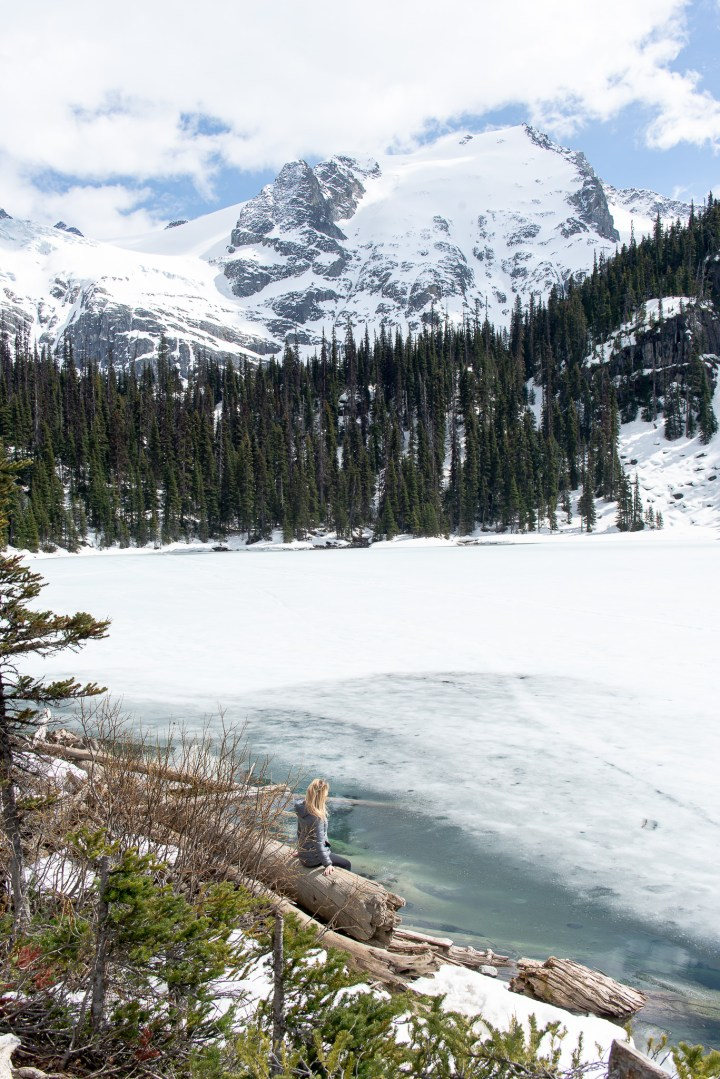 Vale a pena fazer intercâmbio em Vancouver Joffre Lakes